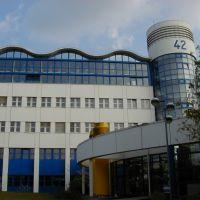 Gebäude 42, TU Kaiserslautern, Кайзерслаутерн
