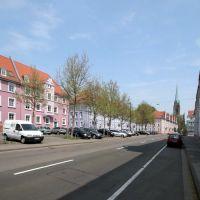 Königstrasse Richtung Stadtmitte, Кайзерслаутерн