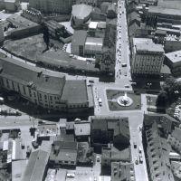 Luftaufnahme aus den 60er Jahren, Кайзерслаутерн
