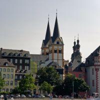 Florins u. Liebfrauenkirche, Кобленц