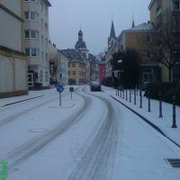 White Christmas, Кобленц
