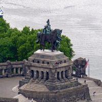 Wilhelm I  /  Dedicada a Domingo Verdú, Кобленц