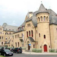 Ancien Batiment Gouvernemental, Кобленц