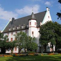 Koblenz - Schloss am Deutschen Eck, Кобленц