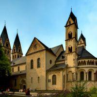 St. Kastor Kirche, Кобленц