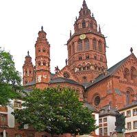 Mainzer Dom, Майнц