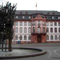 Fastnachtsbrunnen in Mainz, Майнц