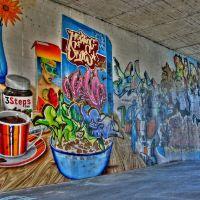 Mainz-Kastel - Graffito, Майнц
