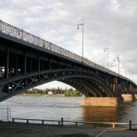 Theodore Heuss Brücke, Майнц