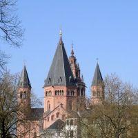 Dom zu Mainz, Майнц