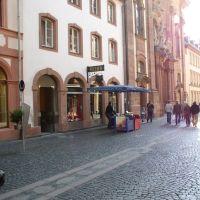 Augustusinerstraße, Mainz, Майнц