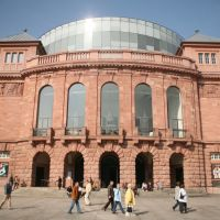 Staatstheater Mainz, Rheinland-Pfalz, Germany, Майнц