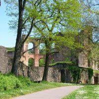 Kaiserthermen, Trier, Трир