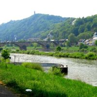 Trier.de - Puente romano sobre el  río Mosel, Трир