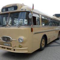 """Gelenkbus 2Henschel"""" BJ. 1962, für Jeybee, Трир"""