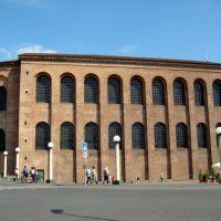 ALEMANIA  Basílica de Constantino, Tréveris, Трир