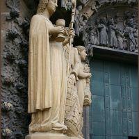 Trier, Liebfrauenkirche, älteste gotische Kirche in Deutschland, Трир