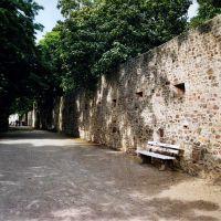 Trier Stadtmauer, Трир