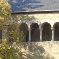 St. Simeon-Kloster, Innenhof, Trier, Трир