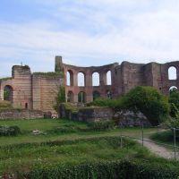 Trier - Roman Kaiserthermen, Трир