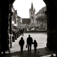 Trier - Porta nigra, Трир