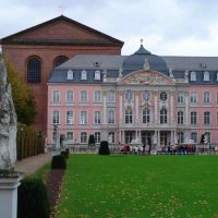 Trier - Kurfürstliches Palais / Treves - elector palace, Трир