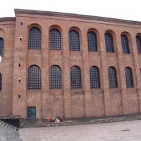 Treves Basilika / Römische Palastaula in Trier, Трир