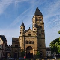 St. Paulus kirche / church , Trier, Трир