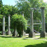 Säulen auf Lousberg, Аахен