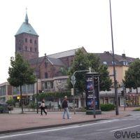St.Adalbert in Aachen, Аахен