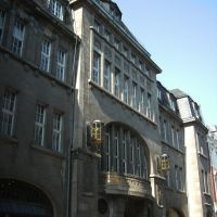 Elisabethhalle - Jugendstilschwimmbad von 1911, Аахен