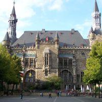 Rathaus, Аахен
