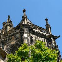 Turm Dom Aachen, Аахен