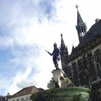 Aachen, Rathaus, Аахен