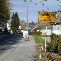 Aplerbeck Ortseingang, April 2000, Айзерлон