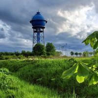 Ahlen, Wasserturm, Ален