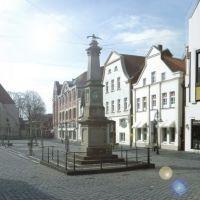 Ahlener Marktplatz, Ален