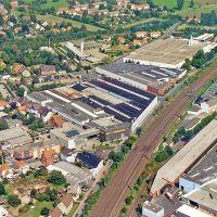 Betriebsstätten und Stammsitz der Winkelmann-Group, Ален