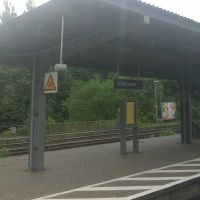 Bahnhof Ahlen(Westf), Ален