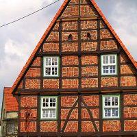 Bad Salzuflen -Zweit Ältestes Haus (geb. 1520), Бад-Зальцуфлен