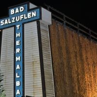 Gradierwerk Bad Salzuflen, Бад-Зальцуфлен