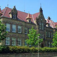 Ehemaliges Gymnasium, Бад-Зальцуфлен