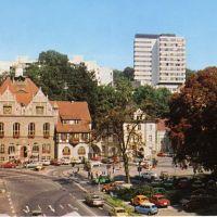 Bergisch Gladbach , Rathaus, Marienkrankenhaus, Бергиш-Гладбах