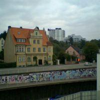 Bergisch Gladbach - Blick vom Marktkauf-Dach, Бергиш-Гладбах