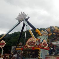 """The Rocket"" auf der Pfingstkirmes 2011 in Bergisch-Gladbach, Бергиш-Гладбах"