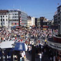 Jahnplatz, Билефельд