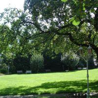 Park am Franziskus Hospital, Bielefeld, Билефельд