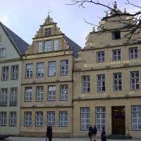 Old Market - Bielefeld - Germany, Билефельд