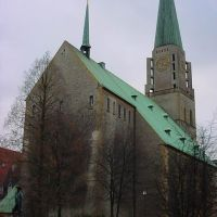Nicolai Church - Bielefeld - Germany, Билефельд