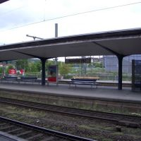 Main Train Station - Bielefeld - Germany, Билефельд